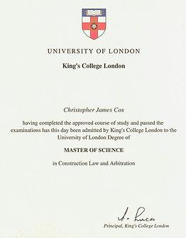 University of London Masters Certificate.jpg