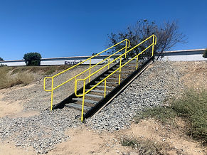 Commercial Stair Case