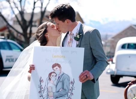 COVID -19 WEDDING