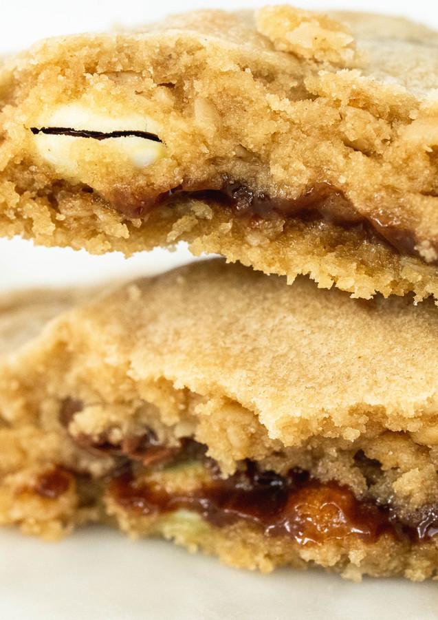 Cheey Rascal Stuffed Cookies