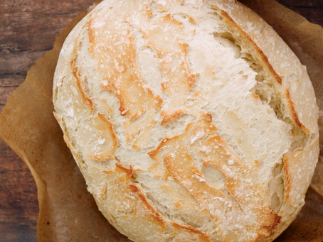 Crispy Dutch Oven Bread Recipe