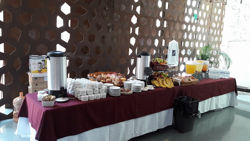 servicio de coffee break