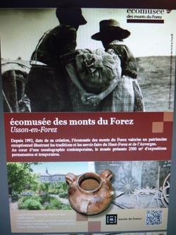 Ecomusée des Monts du Forez