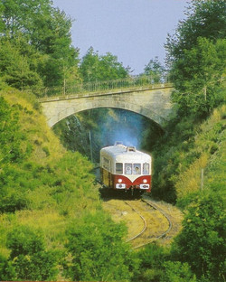 chemin de fer du Haut Forez