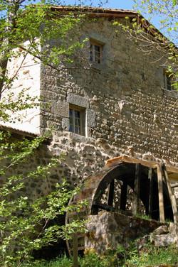 Moulin de Vignal à Apinac