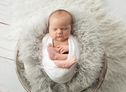 Newbornshooting in Oberursel