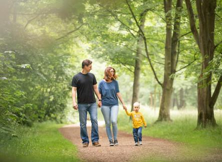 Familienbilder in Bad Nauheim