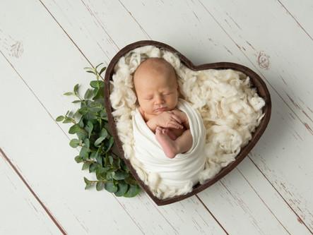 Babyfotos aus Oberursel - Willkommen Philipp