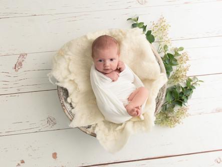 Felice ist da! Newbornshooting in Friedrichsdorf bei lieben Stammkunden