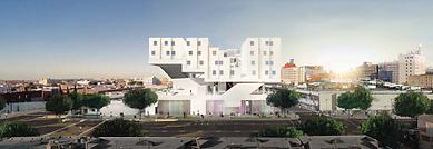 Star Apartments Prefab modular