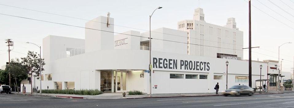 Regen Projects Art Gallery Contemporary Art Venue