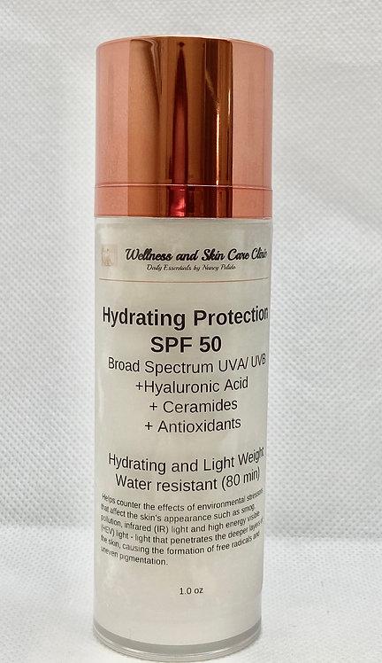 Hydrating Protection  SPF 50 1.0 oz (Luxury Bottle)