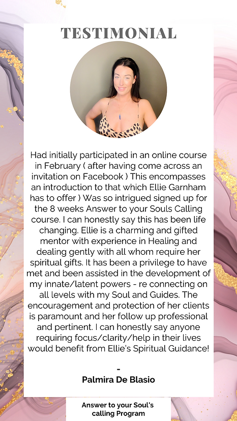 Fashion Client Testimonial or Review Ins