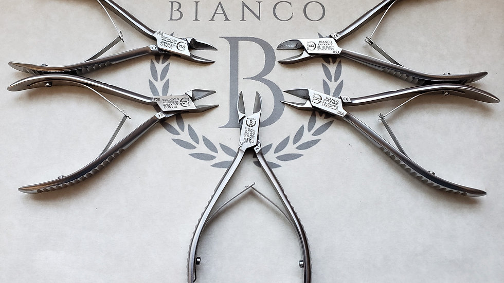 """Bianco Extreme 166 5"""" Nail Cutter/Splitter"""