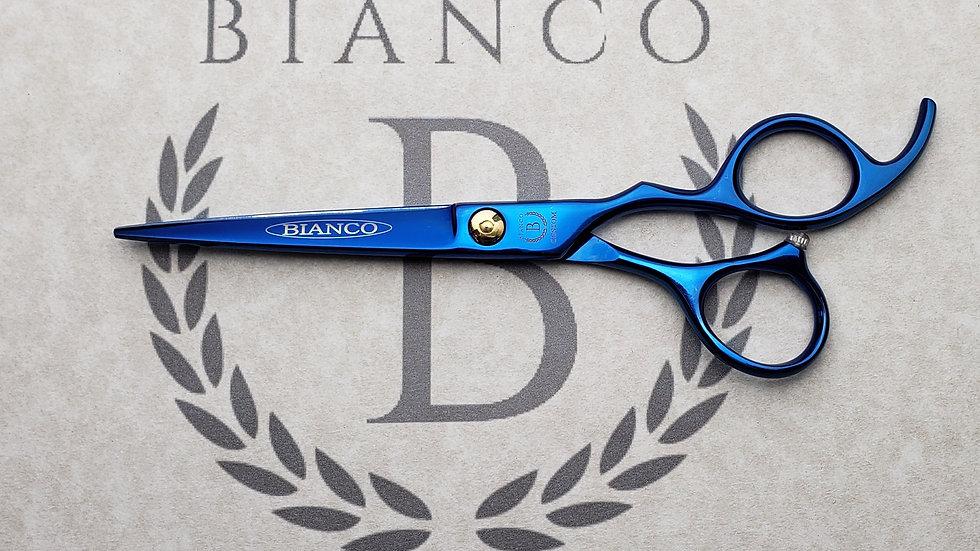 "Bianco Custom 6 1/2"" Blue Sapphire Shear"