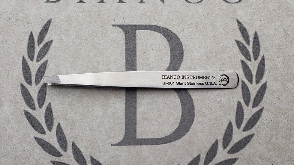 BI-EL201 Slanted Tweezers