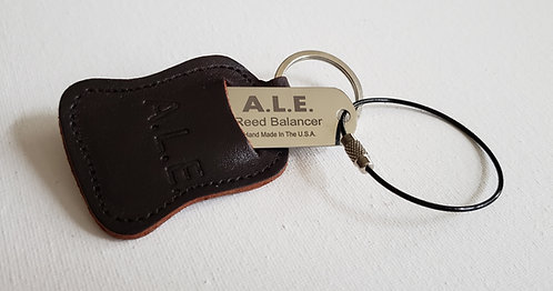 A-1254 A.L.E. Reed Balancer With Leather Key Chain Holder