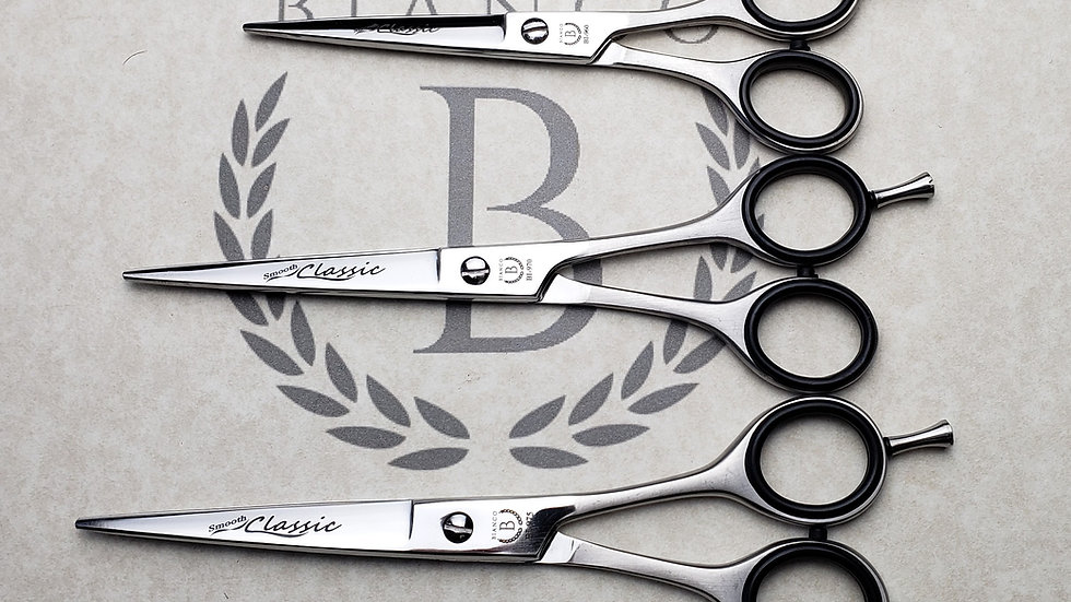"""Smooth Classic Barber's Shear Available In 6"""" - 7"""" & 7.5"""""""