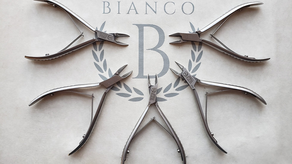 """Bianco Extreme 165 4.5"""" Nail Cutter/Splitter"""