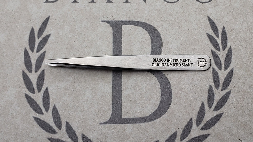 BI-199 Original Micro Slant Tweezers