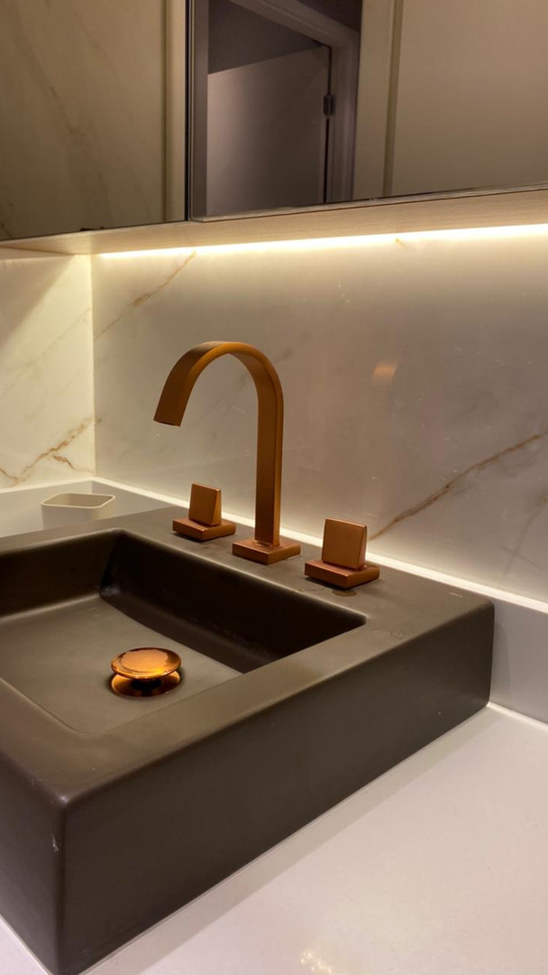 Detalhes Banheiro Reformado