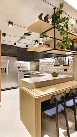 Cozinha - Bersouza Engenharia