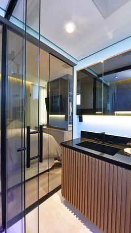 Banheiro Suite Reforma Bersouza Engenharia