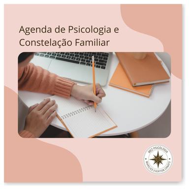 Agenda de Psicologia e Constelação Familiar (Offline até Julho)