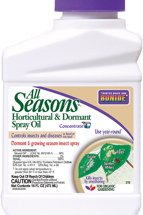 Bonide All Seasons Concentrate