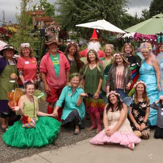 Garden Spot Fairies