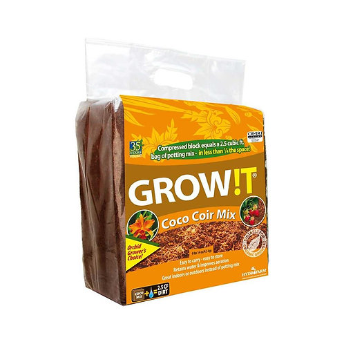 GrowIt Coco Coir Mix