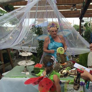 Garden Spot Fairy with Fairy Food