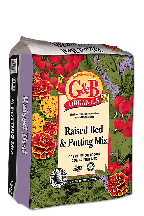G&B Raised Bed & Potting Mix