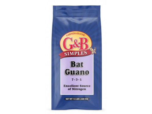 G&B Bat Guano