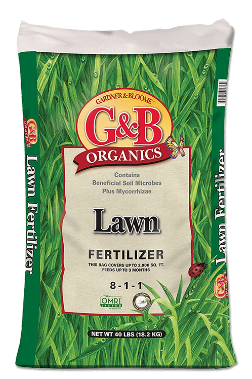 G&B Lawn Fertilizer