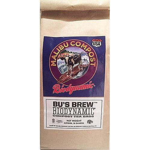 Bu's Brew Biodynamic Compost Tea Bags