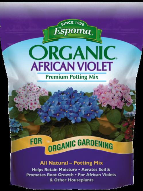 Espoma Organic African Violet Mix