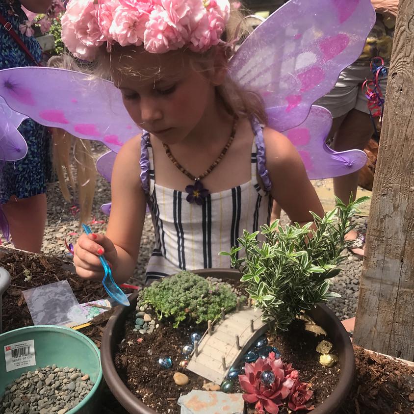 Fairy Day Fun At The Garden Spot