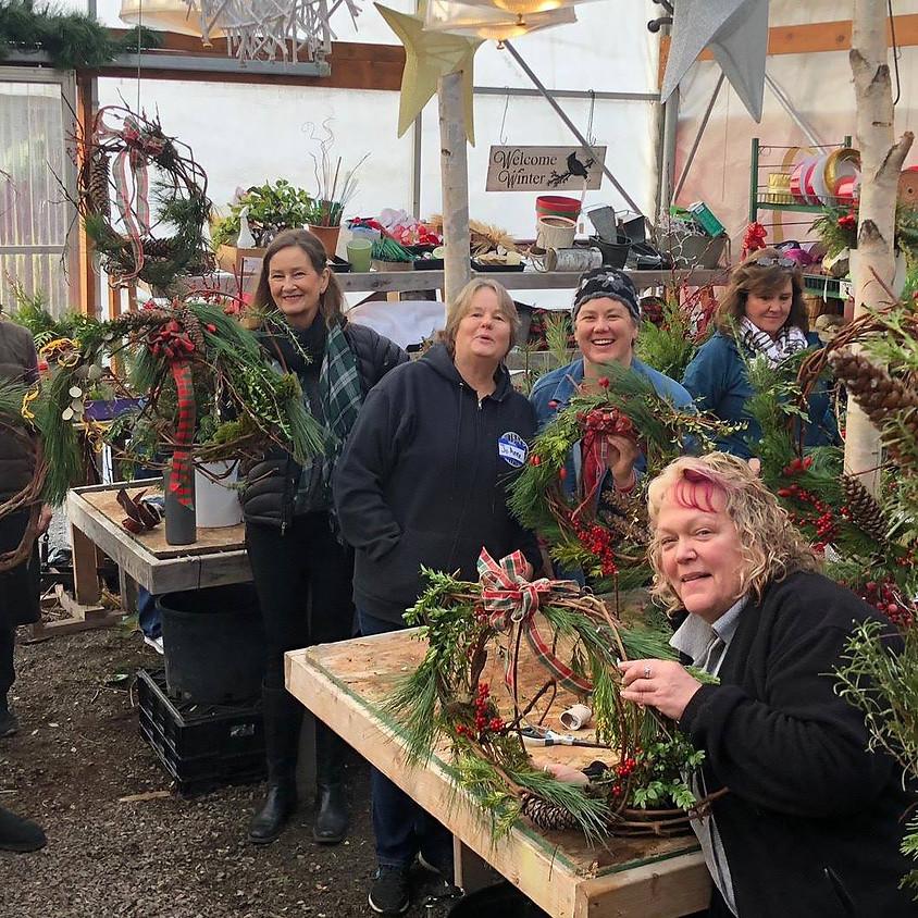 European Grapevine Wreath Class 2nd class