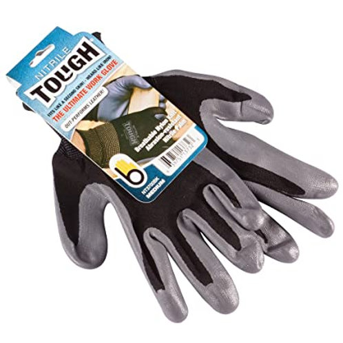 Glove - Nitrile Tough Ultimate