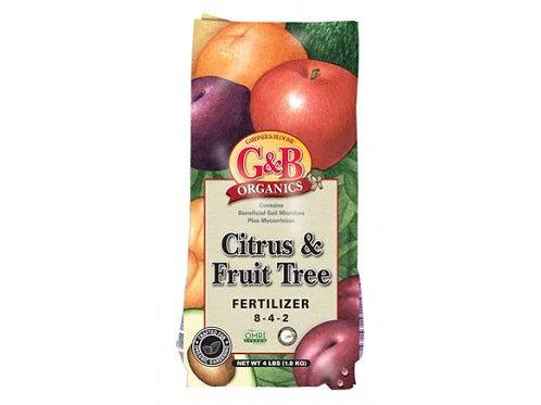 G&B Citrus & Fruit Tree Fertilizer