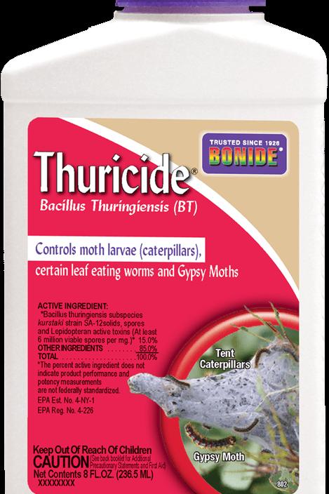 Bonide Thuricide (BT) Concentrate
