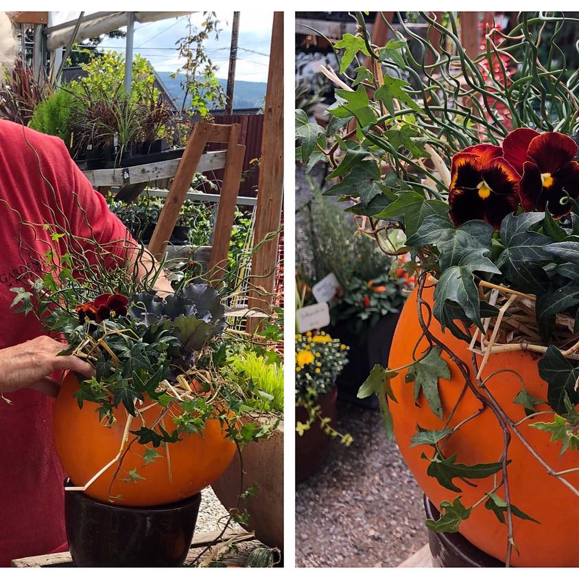 Halloween Planter  - 2nd Class 11 AM