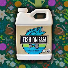 'Fish On' Fertilizer