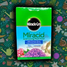 Miracid Plant Food