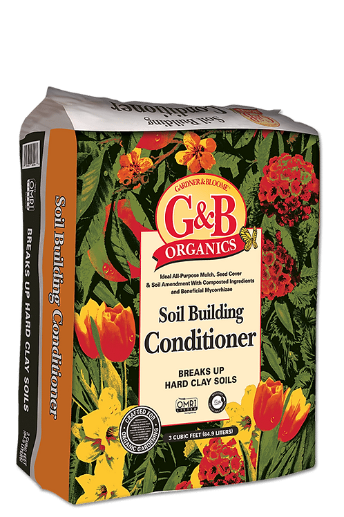 G&B Soil Building Conditioner