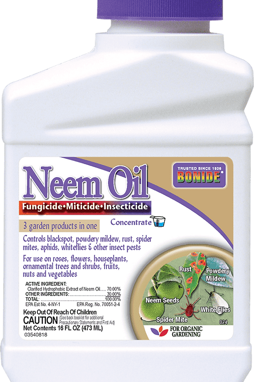 Bonide Neem Oil Concentrate