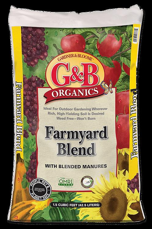 G&B Farmyard Blend