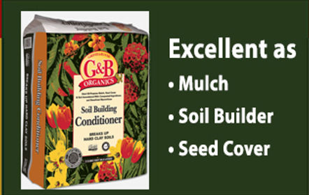 Gardener & Bloom Soil Building Conditioner