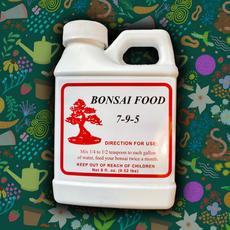 Bonsai Food